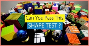 Can You Pass This SHAPE TEST ?