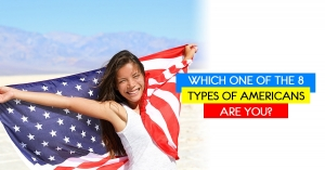 Which One Of The 8 Types Of Americans Are You?